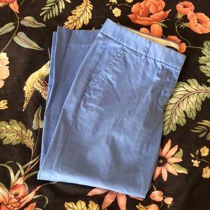 Jcrew city fit pants, size 8